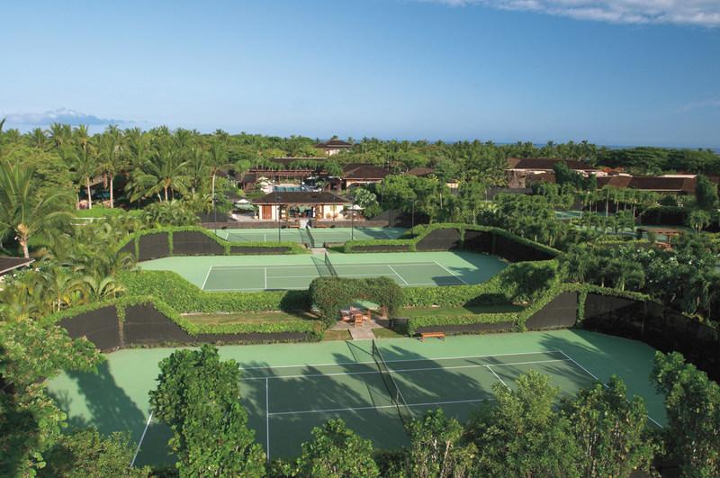 Hualalai Tennis Club at Four Seasons Resort Hualalai