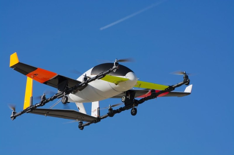 """The urban air mobility sector will yield multiple unicorn-level companies,"" François Chopard, Starburst Accelerator CEO"