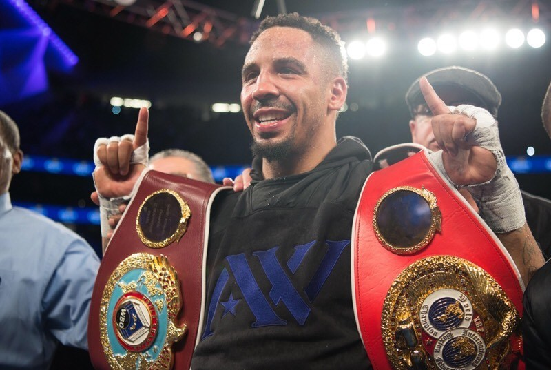 Light Heavyweight Champion Andre Ward partners with boxing gym EverybodyFights (Photo Credit: Squint)
