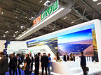 Sungrow Presents 1500V PV Inverters and ESS at Intersolar Europe 2017