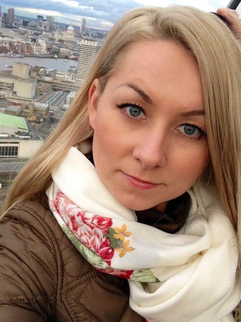 Ilona Cambron of air service development consultancy ASM (PRNewsfoto/ASM)