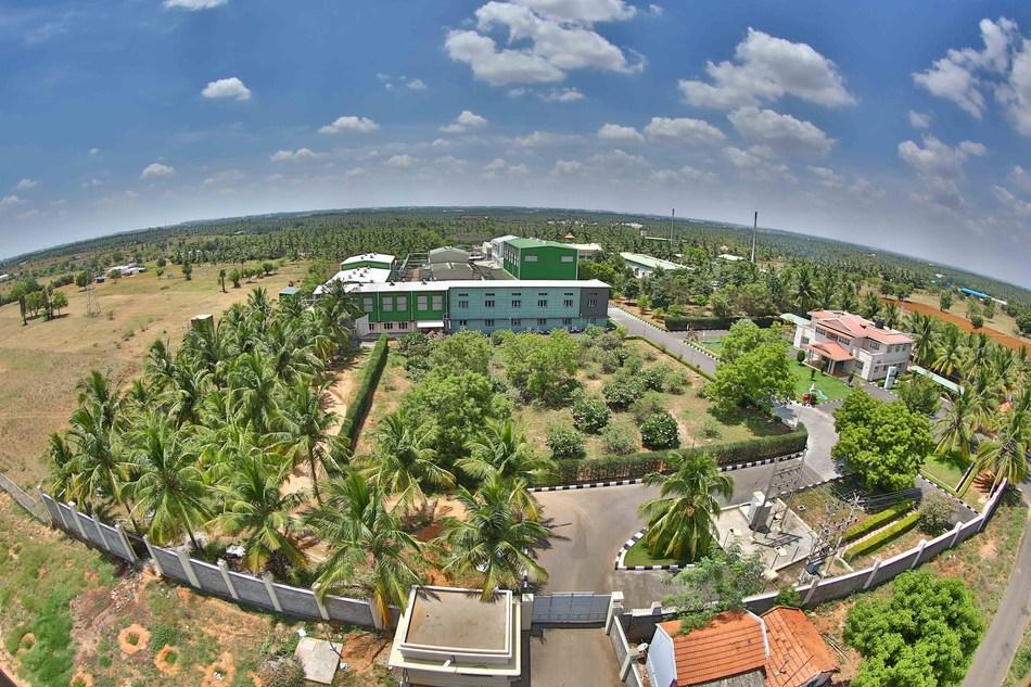 Arjuna will triple BCM-95 production (PRNewsfoto/Arjuna Natural Extracts Ltd)
