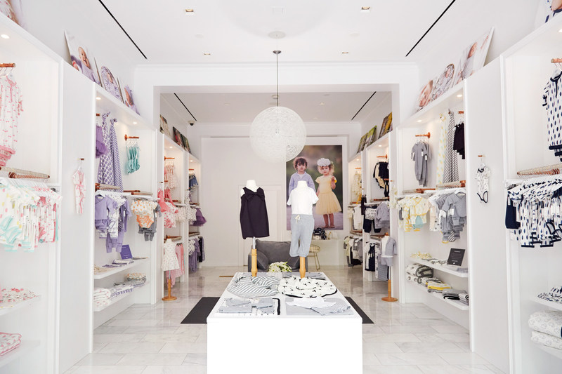Digitally native brand, Monica + Andy, opens its first retail location in New York City