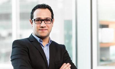 M. Anis Maaloul, professeur de comptabilité et de fiscalité à l'École des sciences de l'administration de l'Université TÉLUQ. (Groupe CNW/Université TÉLUQ)