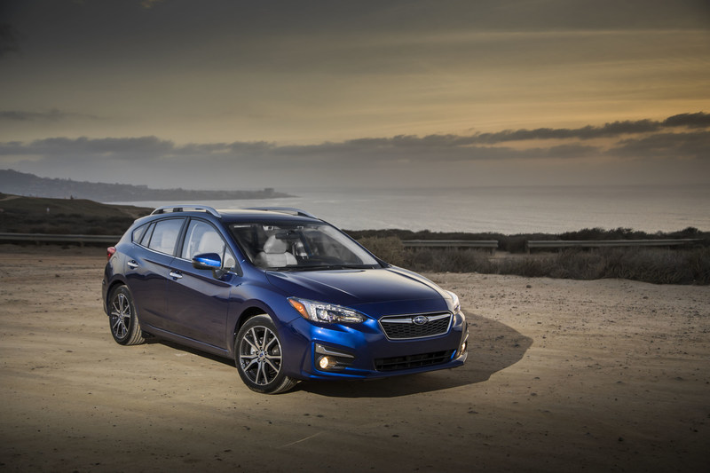 Subaru of America, Inc. Reports Record May Sales