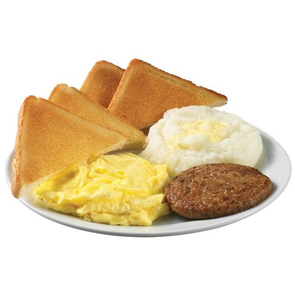 Krystal celebrates breakfast with a $3.99 3 Egg Plate Breakfast Special Until June 25!
