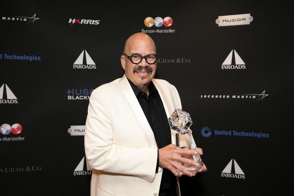 Tom Joyner Receives INROADS Lifetime Achievement Award