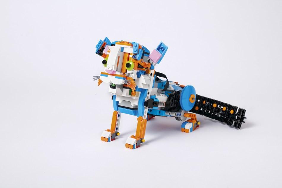 LEGO Boost - Frankie