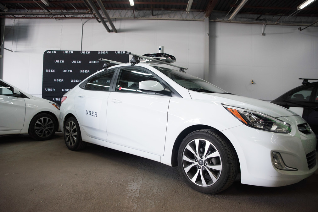 Mapping uber s future in calgary uber investing in technologies in the city