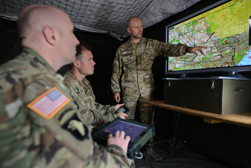 Systematic Inc.'s SitaWare product is an out-of-the-box command and control system allowing troops on the ground to easily access information, improve situational awareness, and coordinate and cooperate across U.S. forces and coalition partners.