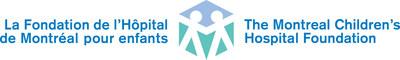 Logo: La Fondation de l'Hôpital de Montréal pour enfants (Groupe CNW/La Fondation de l'Hôpital de Montréal pour enfants)