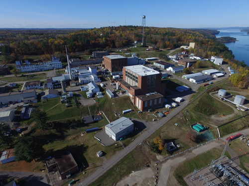 Building on decades of experience in supporting and deploying numerous prototype, demonstration, research, and power reactors, CNL is well-positioned to support the development and deployment of SMRs, including hosting a demonstration facility. (CNW Group/Canadian Nuclear Laboratories)