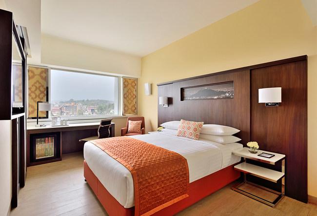 Fairfield by Marriott Kathmandu King Guest Room