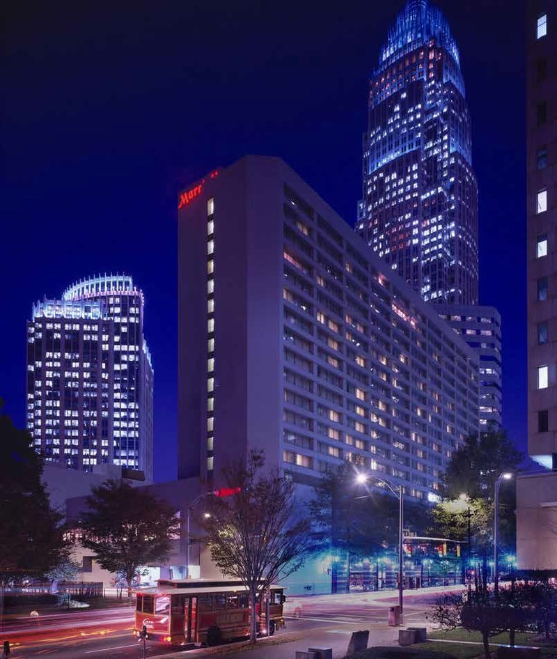 Carey Watermark Investors 2 Acquires the Charlotte Marriott City Center