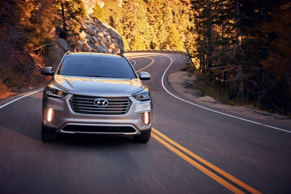 2018 Hyundai Santa Fe Line-Up Features New Value-Focused Trim And Enhanced Feature Packaging