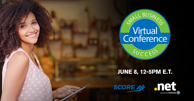 SCORE, the nation's largest network of volunteer, expert business mentors, will offer a free online educational conference for small business owners on Thursday, June 8 from 12-5 p.m. EST.