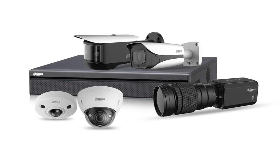 Dahua 4K-HDCVI Products
