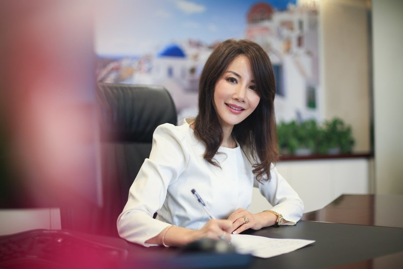 Ctrip CEO Jane Sun.