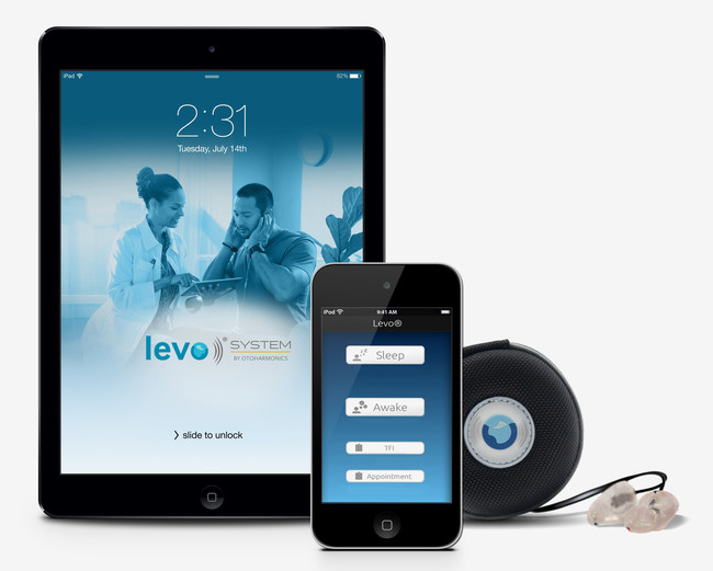 Levo System tinnitus therapy honored in the Digital Health Products and Mobile Medical Apps category of the 19th Annual Medical Design Excellence Awards competition