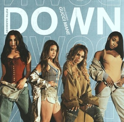 """Fifth Harmony Returns With New Single """"Down"""" Feat. Gucci Mane"""