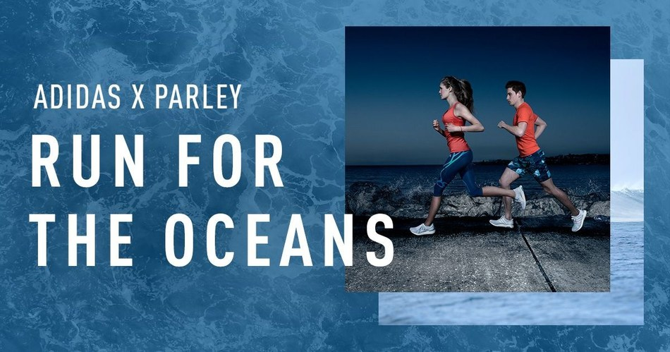 The Run for the Oceans event will take place on June 8, World Oceans Day 2017 in New York City. Runners, ocean ambassadors, influencers and special guests will hit the streets in order to raise awareness and spark discourse in an effort to create solutions and improve the health of the oceans. (PRNewsfoto/Runtastic)