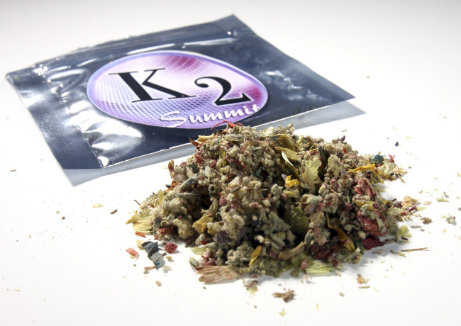 Inexpensive synthetic drugs are becoming an increasingly popular way to achieve a recreational high. These drugs are openly available online, at convenience stores, tobacco/vaping shops and gas stations, with bright, colorful packaging. Street names include Bath Salts, Flakka, K2, MDMA, Molly, and Spice. Healthcare providers at Maryland-based Righttime Medical Care are urging parents to be aware of the risks as the school year ends and older children have more free time. (Credit: Getty Images)