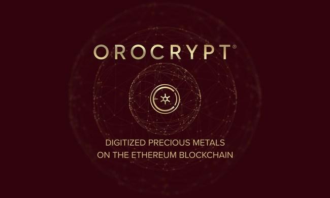 Digitized Precious Metals on the Ethereum Blockchain
