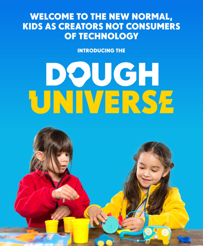 Tech Will Save Us Introduces 'Dough Universe,' a Suite of Three New Interactive Steam Toys