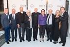Des lauréats des années antérieures reconnus pour leur carrière remarquable et leur contribution exceptionnelle au domaine des arts étaient présents pour la soirée : Michel Marc Bouchard (PGGAS 1993), Rock Demers (PGGAS 1998), Jean André Élie (Prix Ramon John Hnatyshyn 2011), Paul-André Fortier (PGGAS 2012), Margie Gillis (PGGAS 2011), Suzanne Lebeau (PGGAS 2016), Albert Millaire PGGAS (2006), Jeanne Renaud (PGGAS 1995) et Joseph Rouleau PGGAS (2004). (Groupe CNW/Groupe Birks Inc.)