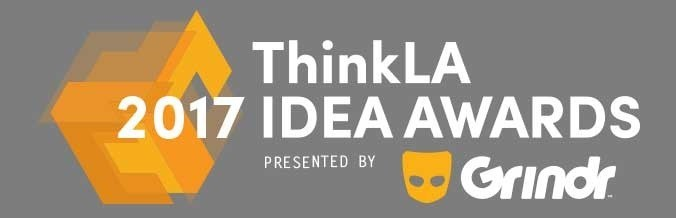 Over 1,000 advertising industry executives attended the 17th annual ThinkLA Idea Awards, sponsored by Grindr. (PRNewsfoto/ThinkLA)
