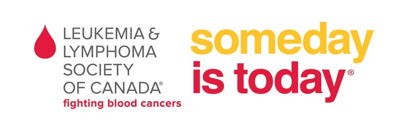 LLSC Someday is Today (CNW Group/The Leukemia & Lymphoma Society of Canada)