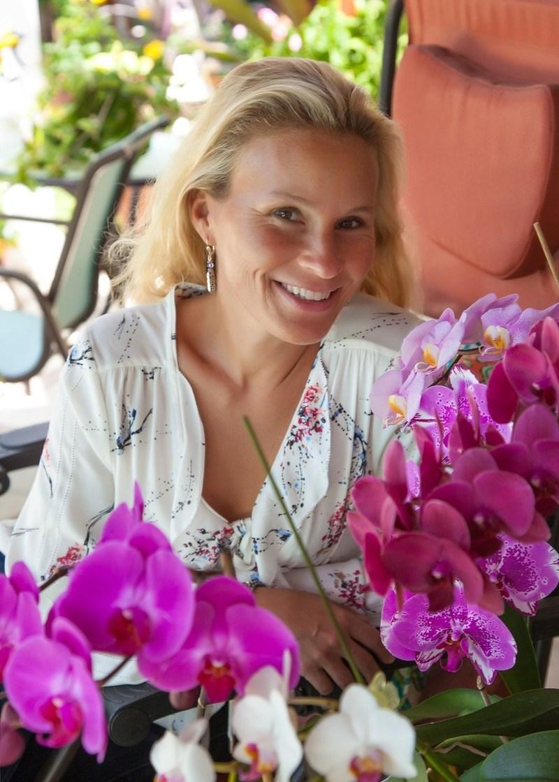Author Melissa Pellicci