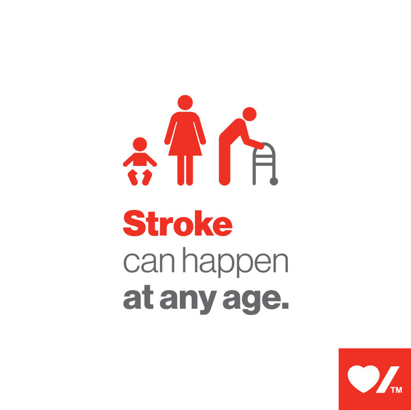 Stroke can happen at any age (CNW Group/Heart and Stroke Foundation)
