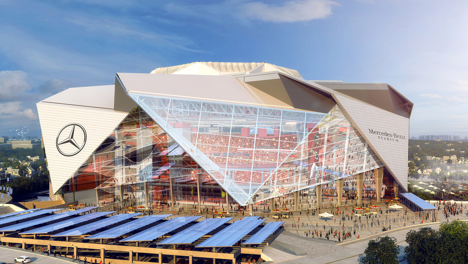 Ticketmaster Signs Exclusive Deal with AMB Sports & Entertainment  for Events at New Mercedes-Benz Stadium in Atlanta
