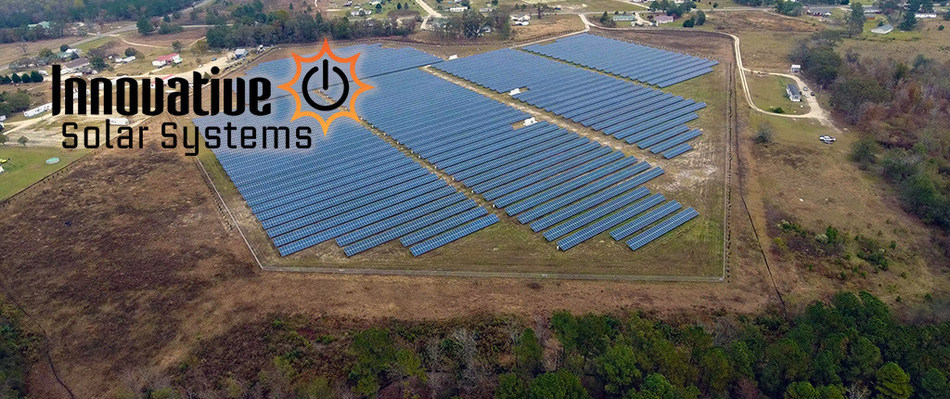 Solar Farm IPP Greening Up Corporate America w/ Our Cheap Electricity - To Purchase Your Electricity from ISS and Save 20% both now and for the next fifty years contact us today at +1 (828)-767-1015