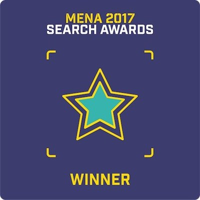 Mena Search Awards – Best Integrated Campaign (PRNewsfoto/Nexa)
