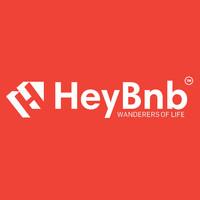 HeyBnb Logo (PRNewsfoto/HeyBnb)