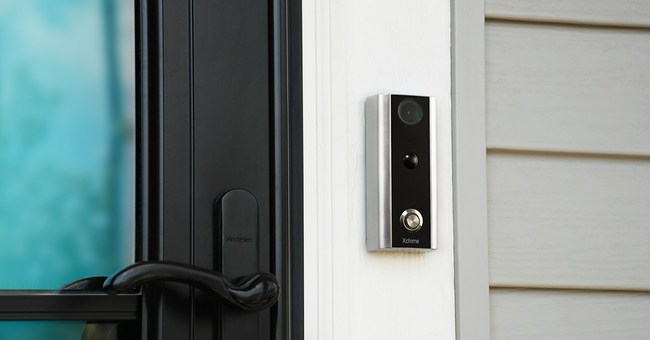 The Xchime extends home security beyond just the front door
