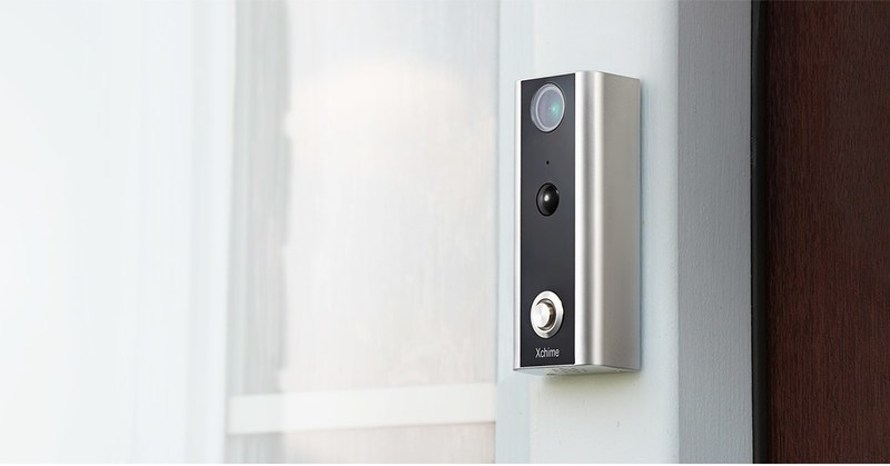 Xchime video doorbell: smarter and more affordable