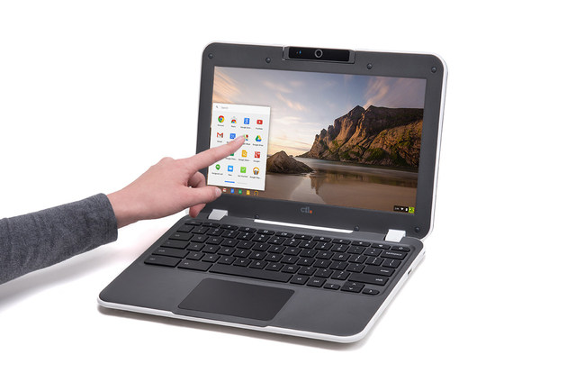 The CTL NL61TX Chromebook for Education