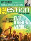 L'édition de l'été 2017 de Gestion HEC Montréal, une revue trimestrielle qui s'adresse aux gens d'affaires, aux gestionnaires et aux décideurs. (Groupe CNW/Revue Gestion - HEC Montréal)