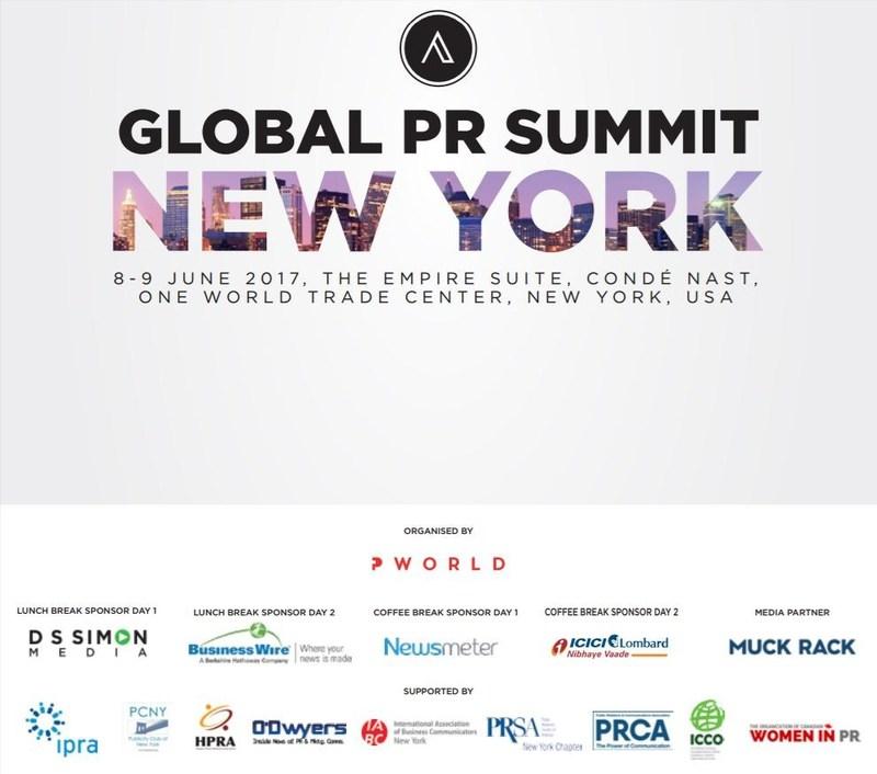 Global PR Summit New York