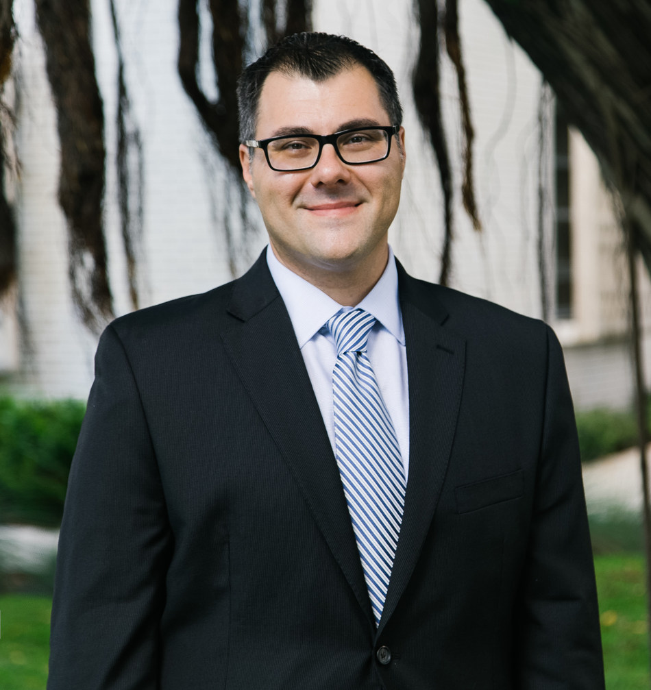 Lynn University appointed Anthony Altieri as interim vice president for Student Affairs