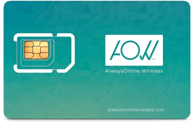 AOW Global Data SIM