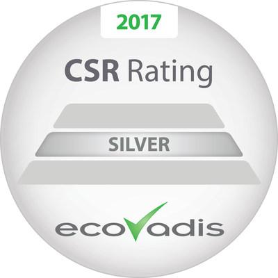 SI Group se classe dans les 10 premiers pour cent au monde sur le plan de la responsabilité sociale des entreprises. La société reçoit sa deuxième médaille d'argent d'EcoVadis lors de la Journée mondiale de l'environnement, le 5 juin