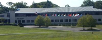 le siège social mondial de SI Group à Schenectady, New York.