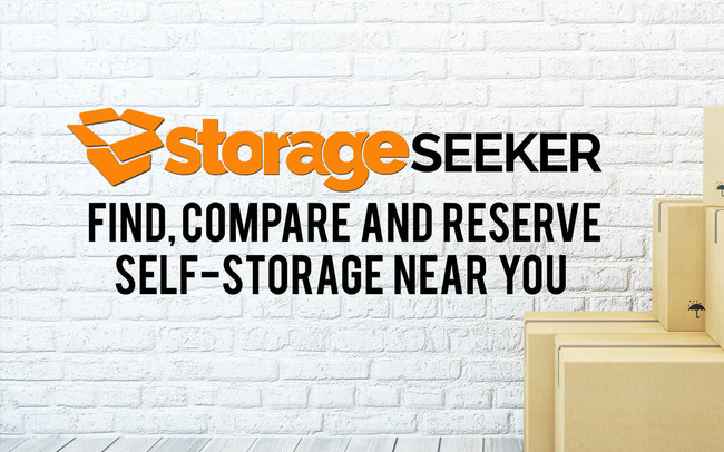 StorageSeeker - find compare and reserve self-storage near you.