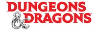 Dungeons & Dragons logo (PRNewsfoto/Wizards of the Coast LLC)