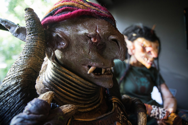 Batiri Goblins were in attendance as Wizards of the Coast introduced the new Dungeons & Dragons storyline, Tomb of Annihilation, during an action-packed live streaming event.