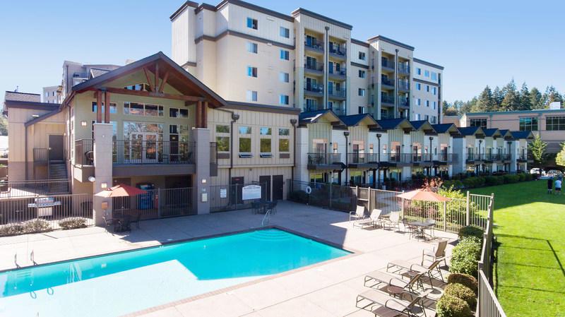 Echo Lake Apartments